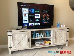 Free Netflix and Amazon Primce