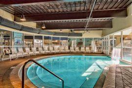 Pelican Beach Resort Indoor Pool