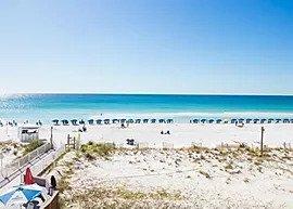 Beach at Pelican Beach Resort Destin Florida